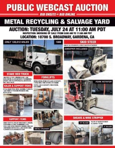 United Asset Sales Metal Recycling & Salvage Yard